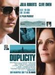Duplicity - affiche