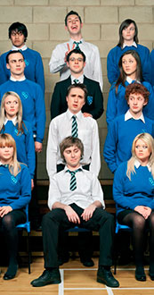 The Inbetweeners - Photo de classe