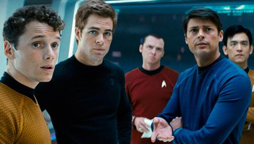 Star Trek - le casting sans Spock