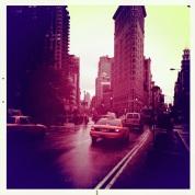 New York - Le célèbre Flatiron