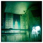 Au détour d'un métro, une déco de François Schuiten